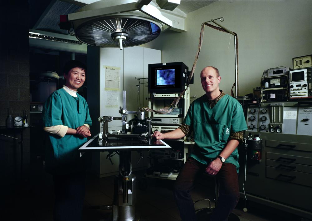 Dr. Yang Dan Cat Scan