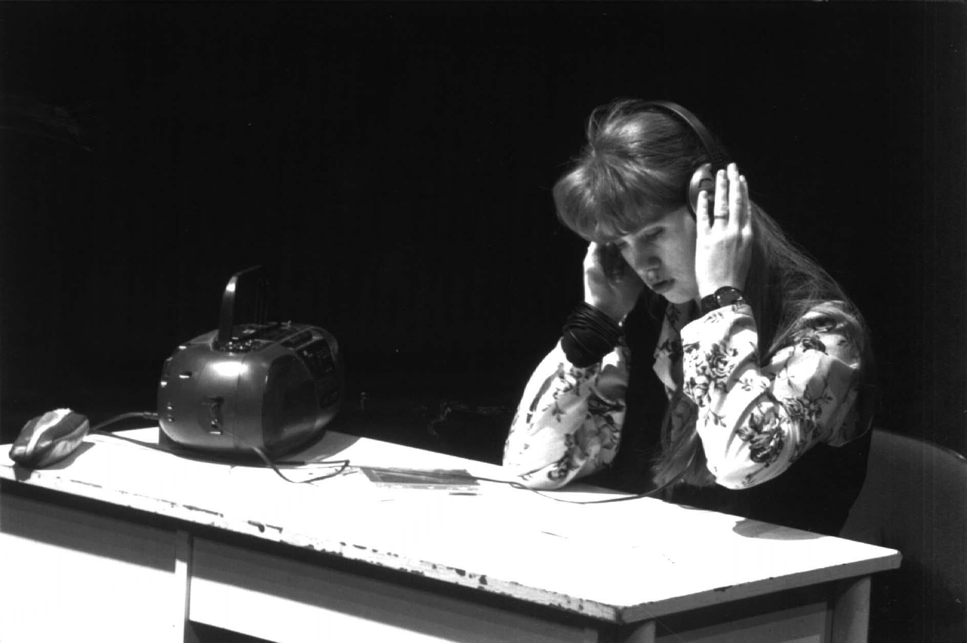 Liesbeth, monoloog van een jonge vrouw